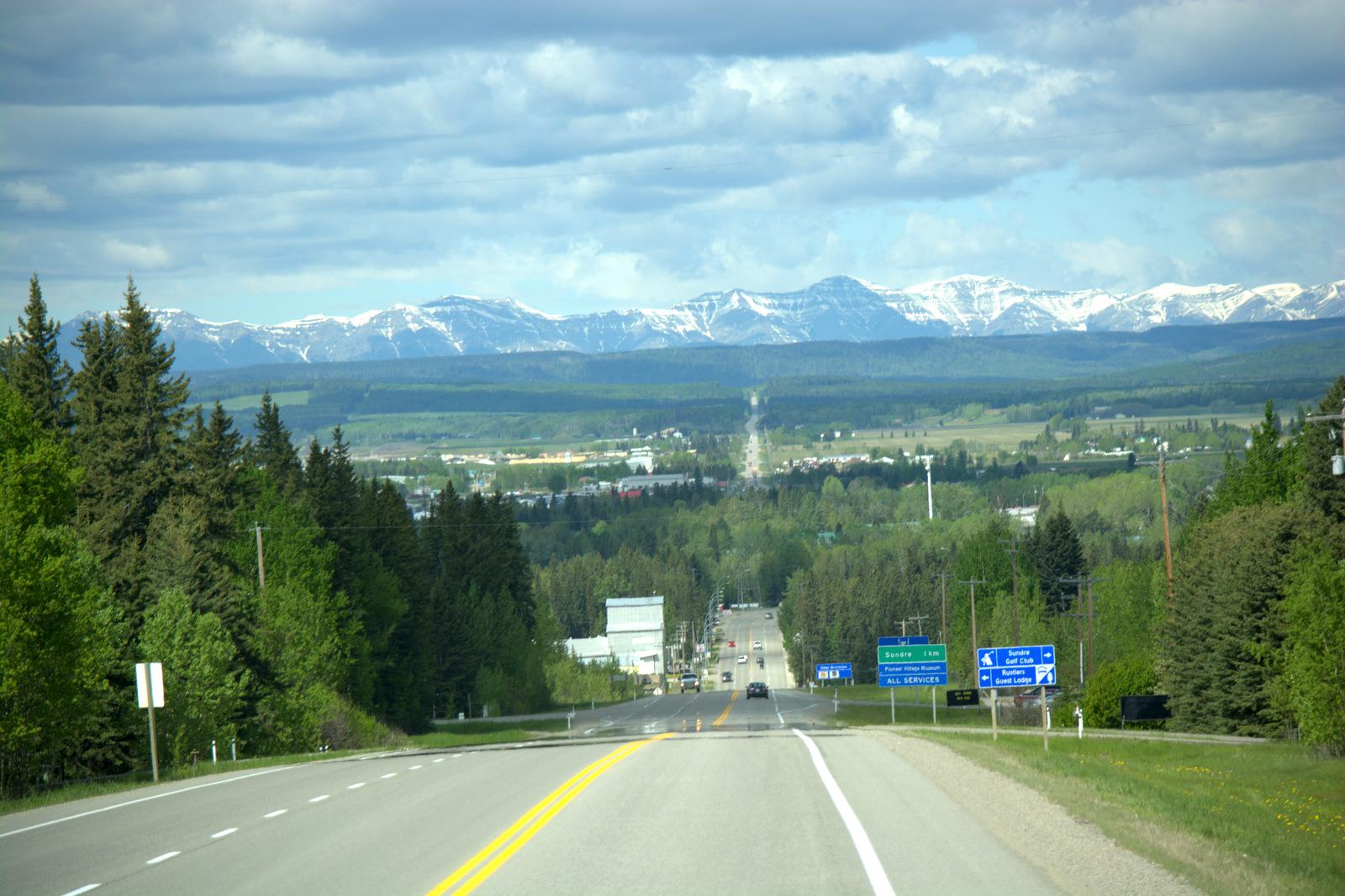 Whitecourt Alberta